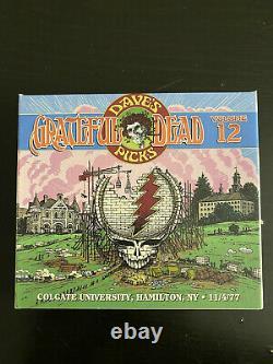 Dave's Picks, Vol. 12 Par Grateful Dead