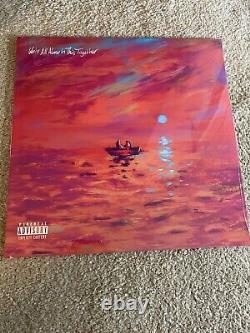 Dave'waaitt' Edition Limitée Vinyl Rouge + Cassette Rouge + CD Bundle