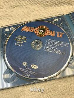 Daves Morts Gratifiés Choisit 12 Volume Hamilton Ny 11/4/77 3-cd 11/2-77 Toronto