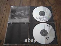 Depeche Mode 101 Longbox Et CD Original! -rare! Martin Gore Dave Gahan