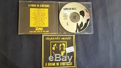 Depeche Mode 1992 CD Live Stuttgart Allemagne Soundsystem Échoue Dave Chante Acousti
