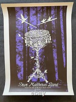 Édition Limitée De La Bande De Dave Matthews 2008
