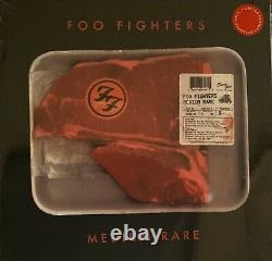 Foo Fighters Medium Rare Record Store Day 2011 Couvre La Menthe Lp Dave Grohl Nirvana