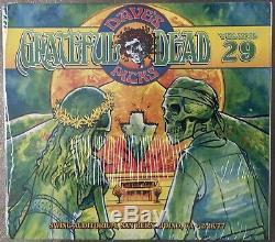 Grateful Dead Coups De Cœur De Dave 2019 13 CD Ensemble Vol 29 32 + Disque Bonus Etanche Poo