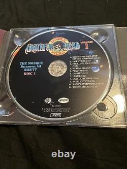 Grateful Dead Dave Sélection De 1 Volume One Mosquée Richmond 25/05/1977 Star Wars 3 CD