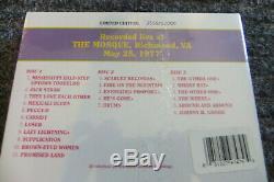 Grateful Dead Dave Sélection Tripadvisor 2012 Complete Set Scellé Oop