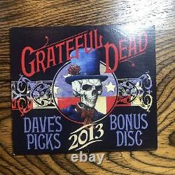 Grateful Dead Dave Sélection Tripadvisor 2013 Bonus Disc CD Fillmore 21.12.1969 Sf Ca