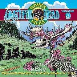 Grateful Dead Dave's Choisit 9 Mt Missoula 14/05/1974 Brand New Sealed # 11474 Hdcd