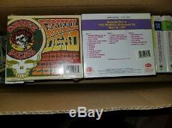 Grateful Dead Dave's Choisit La Marque Newithsealed Toutes Les Volumes Numérotée Set 1-32