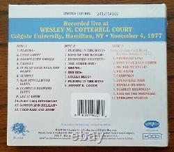 Grateful Dead Dave's Choisit Vol 12 Marque Nouveau! Faible # 2417 Hdcd 3 CD Set