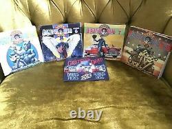 Grateful Dead Dave's Picks 2013 #'d Vol 5+6+7+8+ Bonus Disc Garcia Near Mint Oop