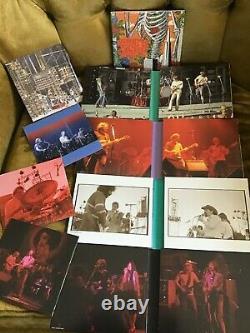 Grateful Dead Dave's Picks 2016 #'d Vol 17+18+19+20+ Bonus Disc Garcia Near Mint