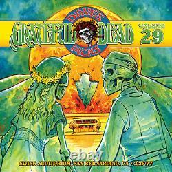 Grateful Dead Dave's Picks 2019 Abonnement V. 29,30 Withbonus, 31,32 New & Sealed