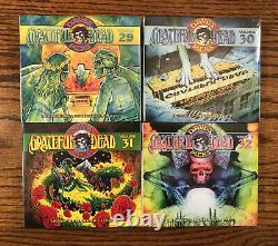 Grateful Dead Dave's Picks Lot Of 12 Nouveaux Et Scellés #s25-36 Pas De Disques Bonus