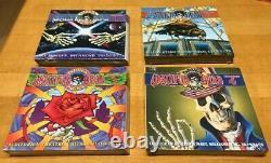 Grateful Dead Dave's Picks Sub 2012 1,2,3,4 Avec Disque Bonus Nouveau Scellé! Numérotés
