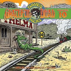 Grateful Dead Dave's Picks Vol 10 Numéros Numérotés, Édition Limitée En Dessous De 350