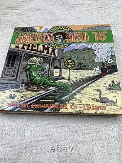 Grateful Dead Dave's Picks Vol 10 Numéroté, Edition Limitée 12/12/1969