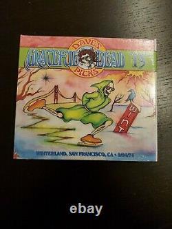 Grateful Dead Dave's Picks Vol 13 Winterland, San Francisco, Ca 2/24/1974 3-cd