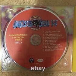 Grateful Dead Dave's Picks Vol. 14 Académie De Musique, Ny 3/26/72 + Bonus CD