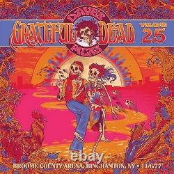 Grateful Dead Dave's Picks Vol 25 Hdcd Nouvelle Marque Scellée 3cd 11/6/1977 Oop