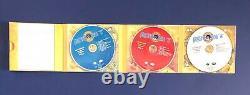 Grateful Dead Dave's Picks Vol. 5-8 + Bonus Disc Ltd. Oop Numéroté Comme Nouveau