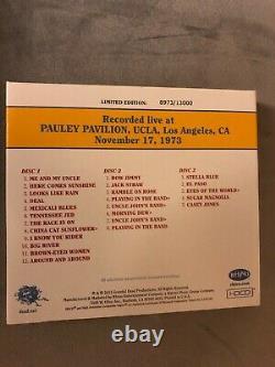 Grateful Dead Dave's Picks Vol. 5 Pauley Pavilion Ucla 17/11/73