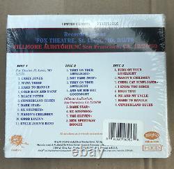 Grateful Dead Dave's Picks Vol 6 Sf 12/20/69 Nouvelle Marque Scellée Jerry Garcia