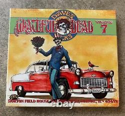 Grateful Dead Dave's Picks Vol 7 Seven Horton Isu Normal IL 24/04/78 Flambant Neuf