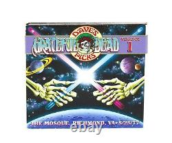 Grateful Dead Dave's Picks Volume 1 5/25/77 La Mosquée, Richmond Va