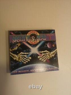 Grateful Dead Dave's Picks Volume 1, La Mosquée, Richmond, Va 5/25/77 Numéroté