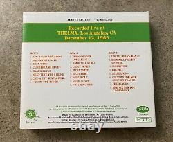 Grateful Dead Dave's Picks Volume 10 Ten Thelma Los Angeles Ca 12/12/1969