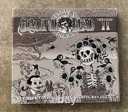 Grateful Dead Dave's Picks Volume 11 Eleven Century II Wichita, Ks 17/11/17/72
