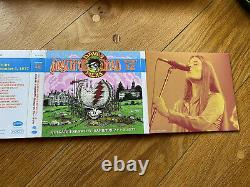 Grateful Dead Dave's Picks Volume 12 3 CD Set 11-04-1977 Wesley Cotterell Court