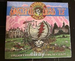 Grateful Dead Dave's Picks Volume 12 Twelve Colgate U. Hamilton Ny 11/4/77 Nouveau