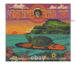Grateful Dead Dave's Picks Volume 19 23/01/70 1970 Honolulu, Hawaï Nouveaut Sealed