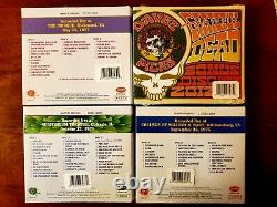 Grateful Dead Dave's Picks Volumes 1-40 Brand Newshealed/numbered. Royaume