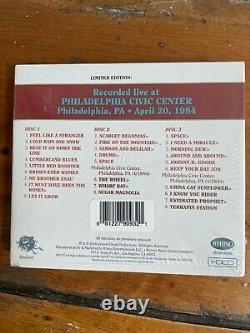 Grateful Dead Dave's Picks Volumes 34, 35, 36, 37 & 38-tous Scellés