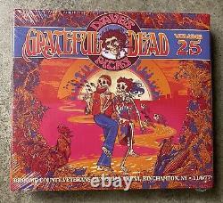Grateful Dead Daves Picks Vol 25 Twenty-five Broome Co. Ny 11/6/77 Flambant Neuf