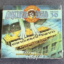 Grilleful Dead Dave's Choix 30 Nouveau Bonus + Fillmore East 1/2/70 4cd Version Wow
