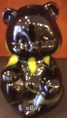 Hanging Diamant Ours Par Dave Fetty Du Regard Bronze