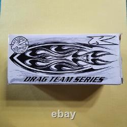 Kustomcity Evo Drag Team Series Ss Orange 336/984 Dave Chang Design Nib