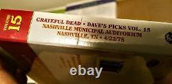 Le Choix Des Grateful Dead Dave 13-36 Neufs, Scellés De Imprimer