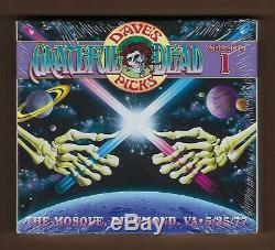Le Choix Des Grateful Dead Dave 2012 Vol. 1 La Mosquée 25/05/77 Marque Newithsealed # 689