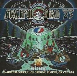 Le Choix Des Grateful Dead Dave 23 Eugene, Or 22/01/78 Neufs Et Scellés