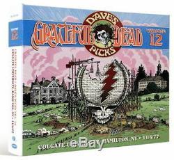 Le Choix Des Grateful Dead Dave Vol 12 Dead Heads Version, Seulement 300 Montage, Nouveau