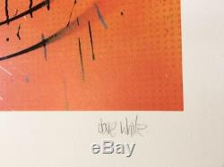 Limited Edition Print'bang Bang! Par L'artiste Dave White Signée Et Numérotée