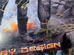 Megadeth Death Par Coffret Design Set 4 Vinyle Transparent, Livre Signé Dave Mustaine