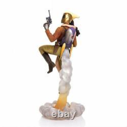 Mondo Art Rocketeer Et Betty 14 Diorama Statue Par Dave Stevens Limited Edition