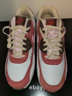 Nike Air Max 90 X Dqm Bacon 2021 Deadstock Taille 13 Dave Edition Limitée