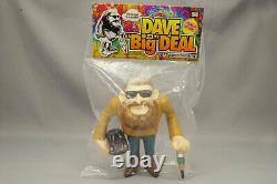 Psychologie Moteur Dave Deal Soft Vinyl Figurine Limitée À 20 Éditions Colorées